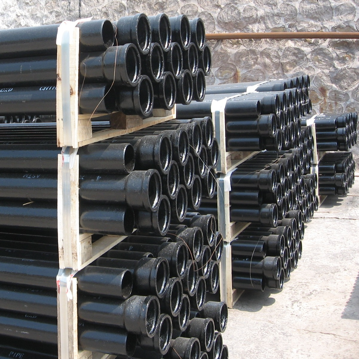 Image of 10' EXTRA HEAVY SH PIPES