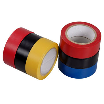 Image of PVC ELECTRICAL TAPE, RED