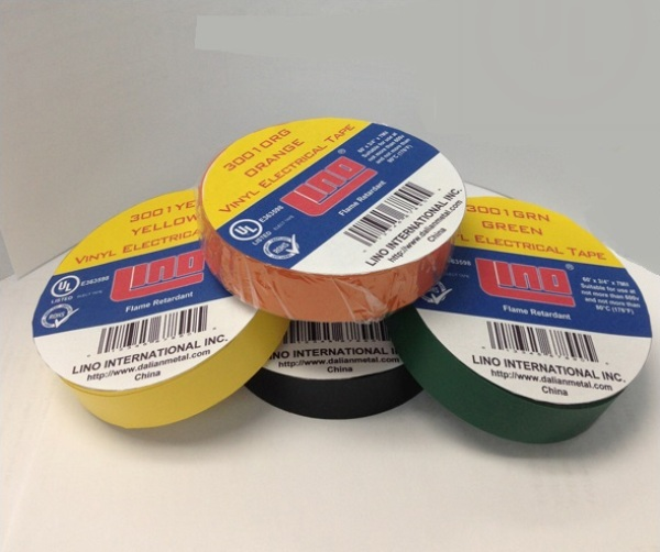 Image of PVC ELECTRICAL TAPE, BLUE
