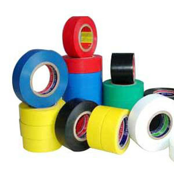 Image of PVC ELECTRICAL TAPE, YELLOW