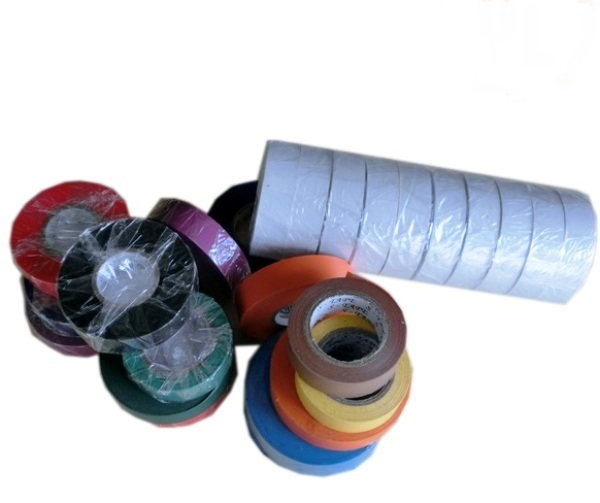 Image of PVC ELECTRICAL TAPE, WHITE