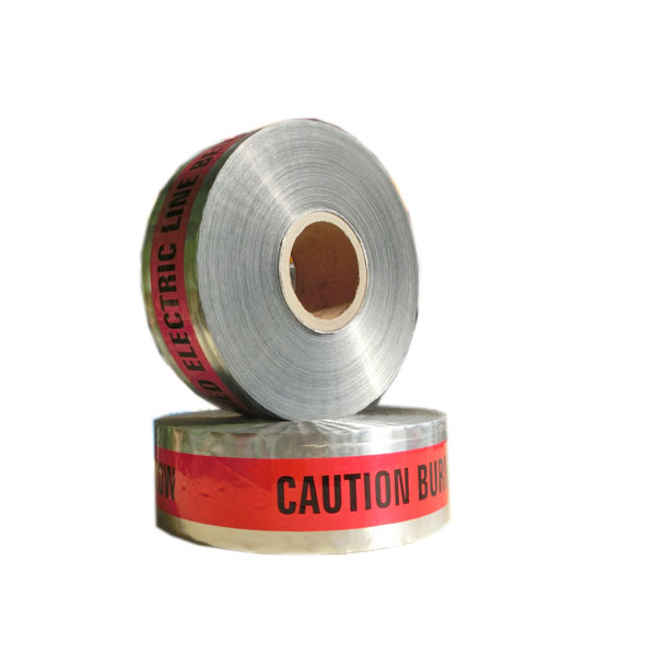 Image of DETECTABLE TAPE, RED