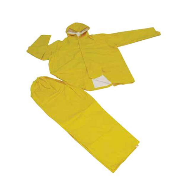 Image of PVC RAINCOAT