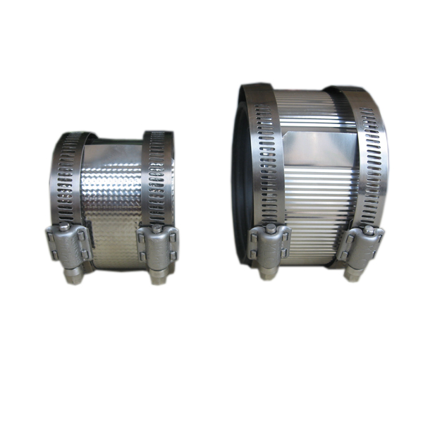 Image of 1.5'' PVC TRANSITION NH COUPLING (NO HUB 1-1/2'' X 1-1/2'' PVC COUPLING)