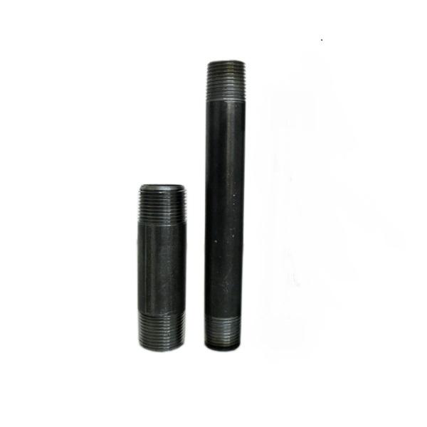 Image of BLACK NIPPLE STEEL 3/4''